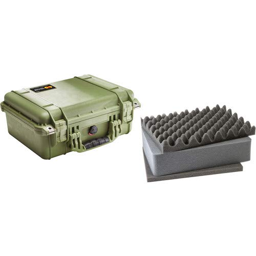 1450 Case with Foam (Olive Drab) [並行輸入品]   B07MGCT9B2