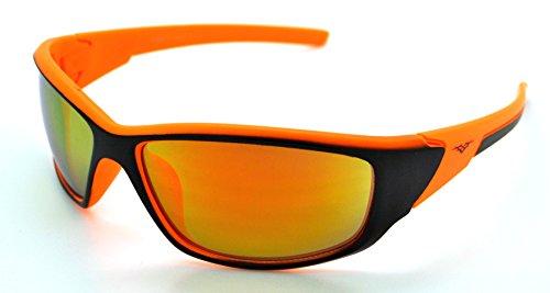 Course et homme microfibre Vertx cyclisme pour de à soleil Pied Lunettes Orange Orange de Athletic pour gratuit durable Lens étui femme Frame W Sport léger Fwwtq6I
