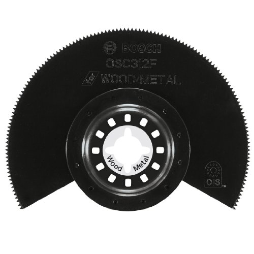 Bosch OSC312F 3-1/2 x 7/8 BIM Flush Cut Blade
