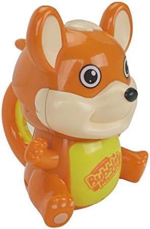 CUTICATE 電動おもちゃ バブルメーカー ねずみ型 シャボンダマシーン 子供 バブルマシン プール 外遊び かわいい