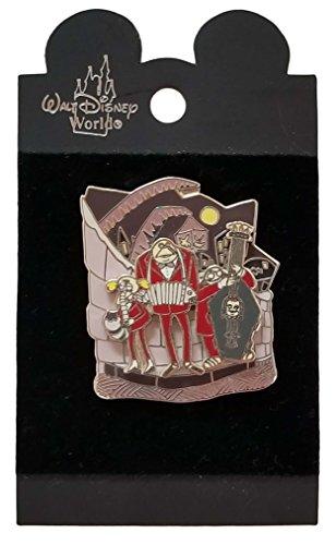 Disney Pin - Nightmare Before Christmas Series - Halloweentown Band - Vampire