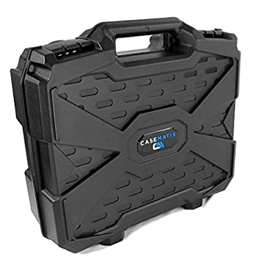 WORKFORCE Safe n Secure Video Projector Hard Case - For Viewsonic DLP, WXGA, 1080p and 3D Projectors - Models PJD5155 / PJD7820HD / PJD5255 / PJD5555W / PJD5533W / PJD5132 / PJD5134 / PJD5153