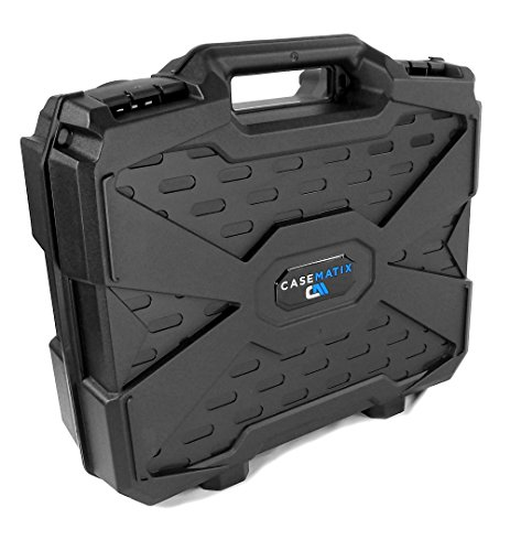 WORKFORCE Safe n Secure Video Projector Hard Case - For Viewsonic DLP, WXGA, 1080p and 3D Projectors - Models PJD5155 / PJD7820HD / PJD5255 / PJD5555W / PJD5533W / PJD5132 - N Secure Usa Safe