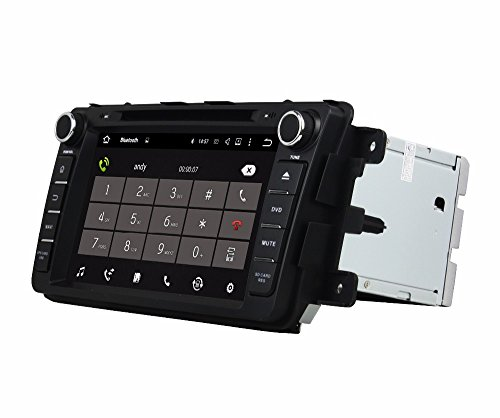 BoCID 2GB RAM Quad Core 2 din 7'' Android 7.1 Car DVD Player for Mazda CX-9 CX 9 With Car Radio GPS WIFI Bluetooth 16GB ROM USB DVR by BoCID (Image #6)