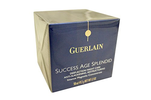 Success Age Splendid Deep Action Night Care By Guerlain for Unisex Night Care, 1.7 Ounce -