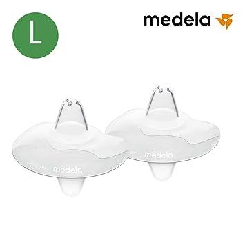 de153ea5722 Medela Contact - PEZONERA with Case L (24 mm): Amazon.co.uk: Baby