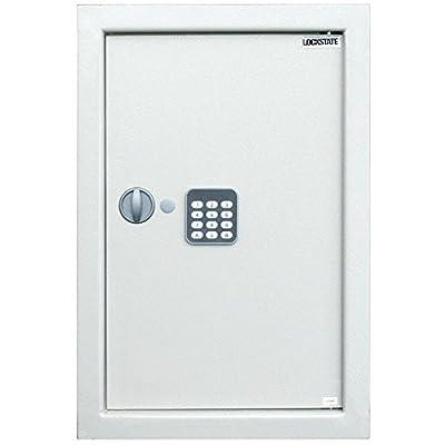 LockState LS-52EN Large Digital Wall Safe