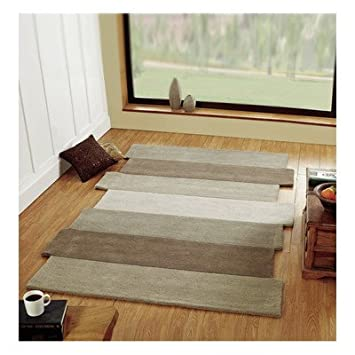 Abstract Stone Boardwalk Rug Rug Size 180cm X 120cm 5 Ft 11 In X 3