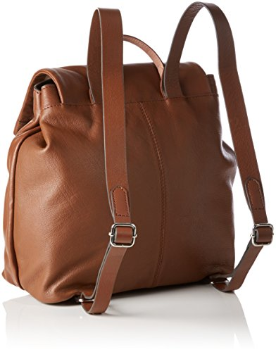Brown tan Backpack Bay Leather Women's Handbag Totterdown Clarks 4qzwXY