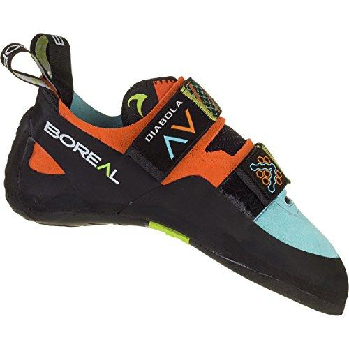 Boreal Diabola Climbing Shoe - Women's One Color, UK 7.0/US 9.5 by Boreal