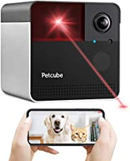 [New 2020] Petcube Play 2 Wi-Fi Pet Camera with Laser Toy & Alexa Built-In, for Cats & Dogs. 1080P HD