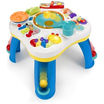 Lovely Bright Starts Having A Ball Get Rollin Activity Table (Discontinued By  Manufacturer)