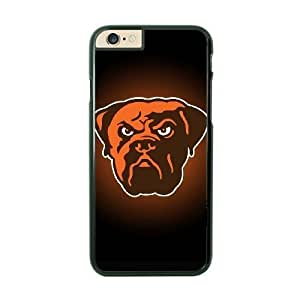 NFL Case Cover For SamSung Galaxy S4 Black Cell Phone Case Cleveland Browns QNXTWKHE1692 NFL Fashion Phone Plastic