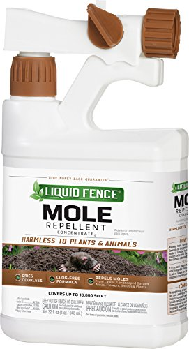 Liquid Fence HG-81666 Mole Repellent, 32 oz