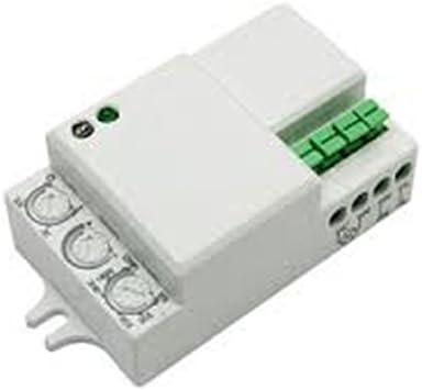 ElectroDH 60252RFMIN DH DETECTOR MOVIMIENTO POR MICROONDAS.MINI ...