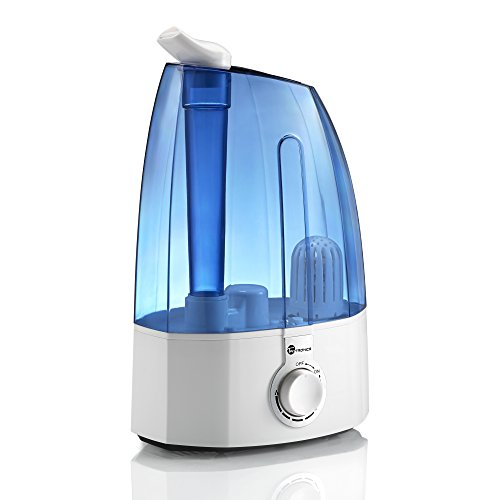 TaoTronics TT-AH002 Ultrasonic Humidifier with Cool Mist, US