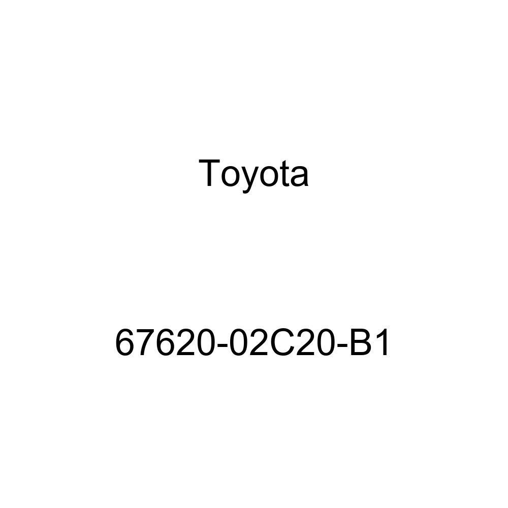 Genuine Toyota 67620-02C20-B1 Door Trim Board