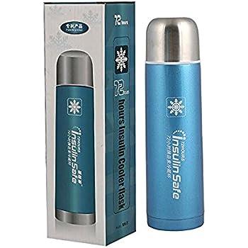 Amazon Com 72hours Insulin Cooler Flask Mini Drug Reefer