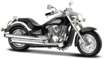 Buy Maisto 118 Kawasaki Vulcan Diecast Scale Model Bike Online At