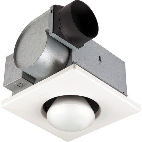 Broan 9417DN Single 250W Bulb Heater with 70 CFM Exhaust Fan (Type IC) For Sale