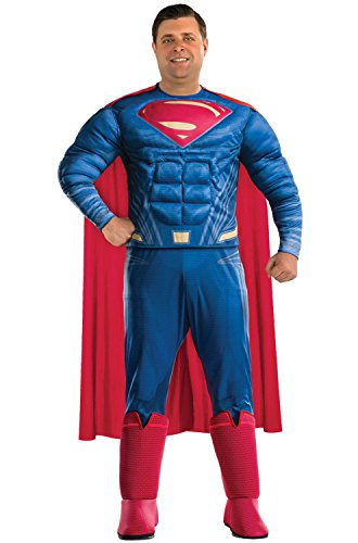 Rubie's Justice League Movie Superman Adult Costume Plus Size