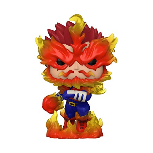 Funko- Pop Animation My Hero Academia-Endeavor Figura Coleccionable, Multicolor (48470)