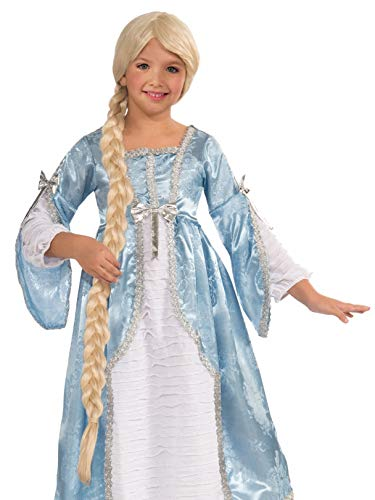Forum Princess Of The Tower Child Wig, Blonde]()