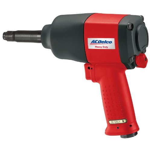 """ACDelco ANI402 1/2"""" Composite Impact Wrench w/ 2"""" Anvil, 750 ft-lbs, TWIN HAMMER"""