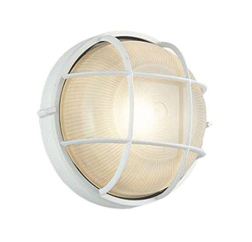 コイズミ照明 ポーチ灯 白熱球60W相当 白色塗装 AU45052L B01G8GOW8A 10322