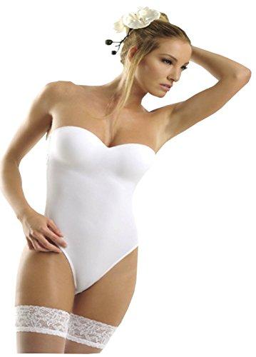 con art coppa Body Bianco spallina B 114 07 4gqgdIw