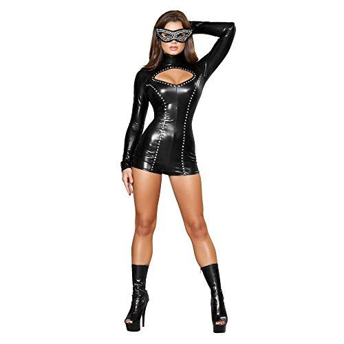 Adult Sexy Kitty Costumes (Kitty Kat Cutie Adult Costume - Small/Medium)