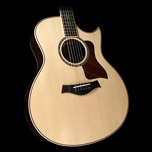 Florentine Cutaway (Taylor 816ce Limited Edition Florentine Cutaway Grand Symphony Acoustic/Electric Guitar Natural)