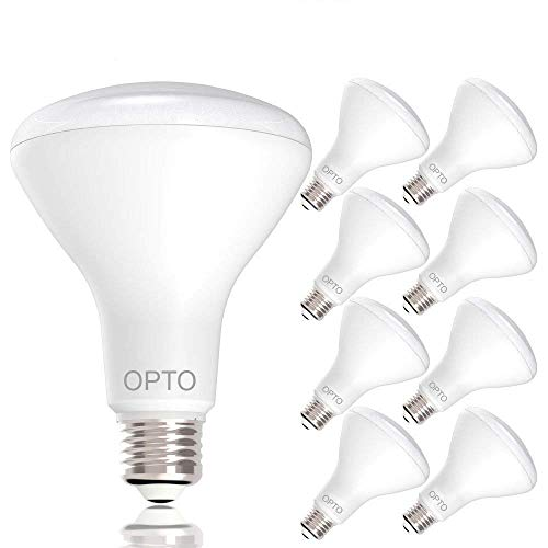Ecosmart LED Technology Soft White 65W 8.5W Replacement Dimmable Light Bulb 6 Pack BR30 1001 729 291