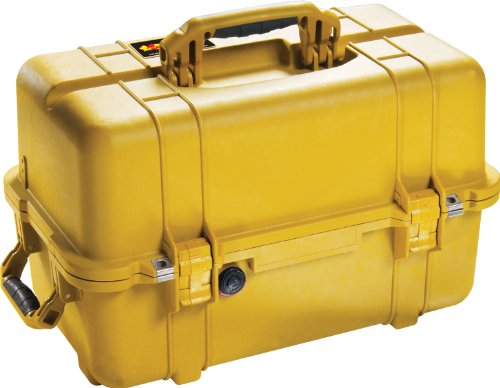 Pelican 1460 Tool Chest Case (Yellow) by Pelican