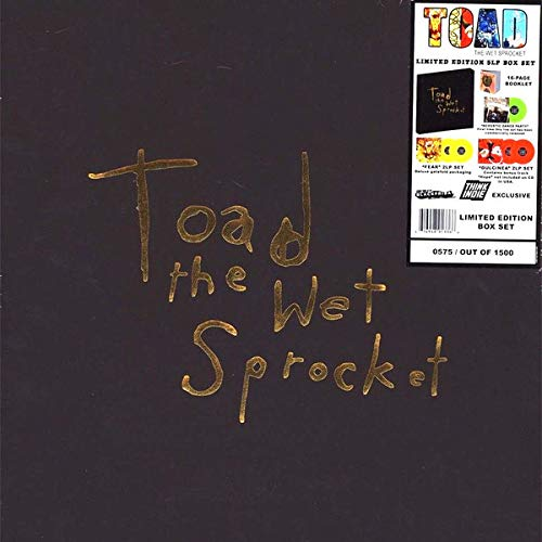 Toad The Wet Sprocket Box Set [Black Friday ()