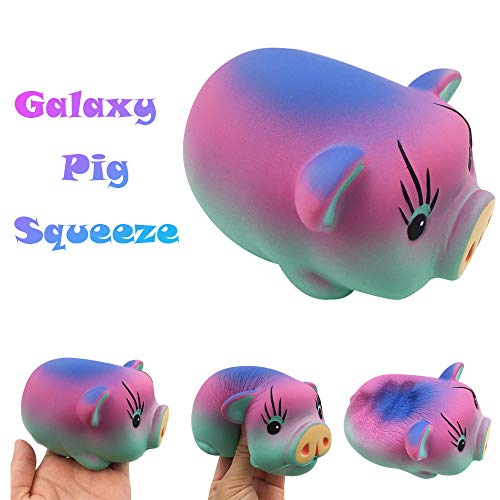 Lighted Christmas Pig Outdoor Decoration in US - 1