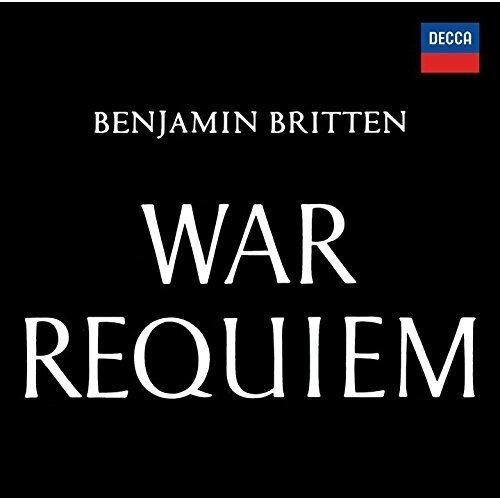 CD : Benjamin Britten - Britten: War Requiem (Super-High Material CD, Japan - Import)