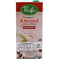 Pacific Foods Bebida de Almendra Baja en Grasa Orgánica, 946 ml