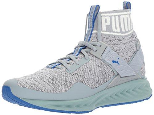 da Evoknit uomo US M cava Lapis Blue Ignite 8 Sneaker Asphalt qTRwtBEWn5