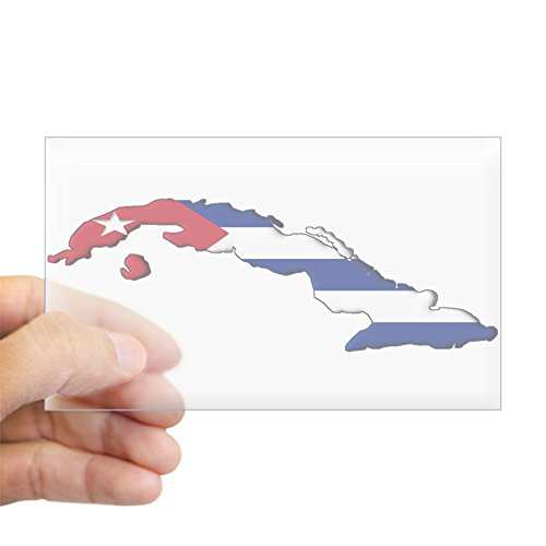 cuban flag car decal - 9