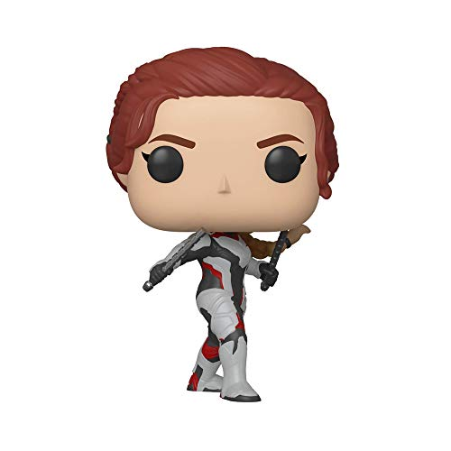 Pop! Bobble Avengers Endgame Black Widow