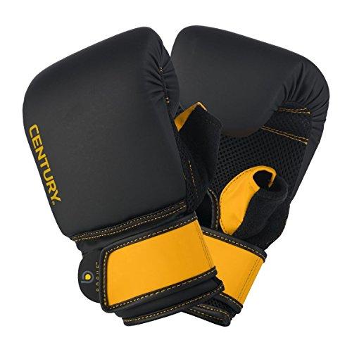 Century Brave Oversized Bag Glove - Black/Yellow -