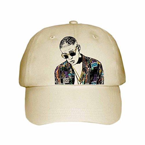 Babes & Gents Bad Bunny Cap/Hat (Unisex) (Khaki)