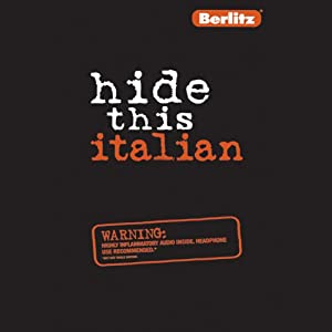 Hide This Italian Audiobook