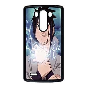 LG G3 Cell Phone Case Black Sasuke Hkrwq