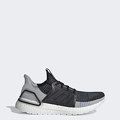 adidas Men's Ultraboost 19 Running Shoe black/grey...