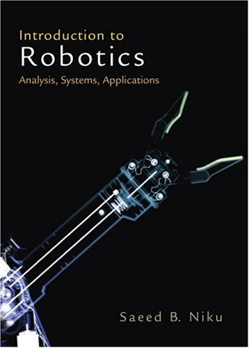 Introduction to Robotics: Analysis, Systems, Applications (Robotic Butler)