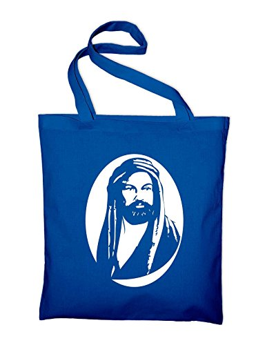 Ibn Styletex23baghazr5 Royal Hazreti Bag Bag Ali Jute Cotton Blue Talib Red red Alevi gPqr5xvPXw