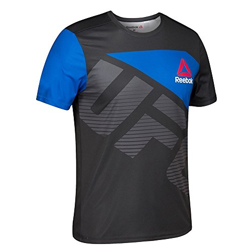 adidas Reebok UFC Official B20 (Black/Royal Blue) Fight for sale  Delivered anywhere in USA