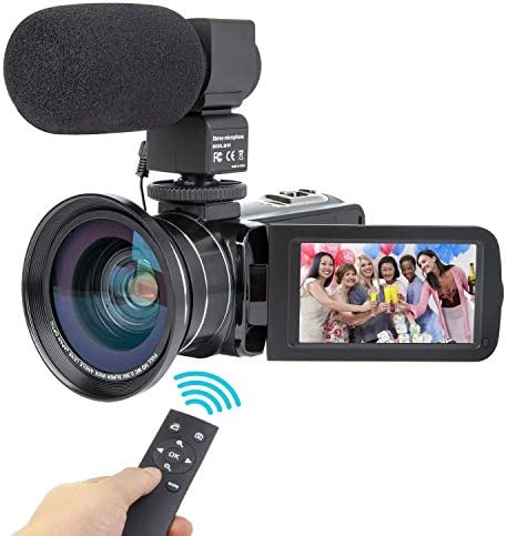 Camcorder Powerful Microphone Infrared Recorder product image